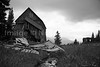 Ghost town of Alta, Colorado