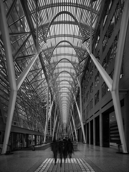 Flow State I - Brookfield Place, Toronto