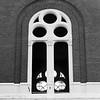 Church window, Franklin, Ind.