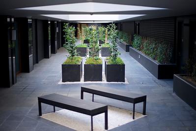 Bridgepoint Courtyard