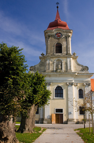 Kirche in Stotzing (Bruch a.d. Leither)