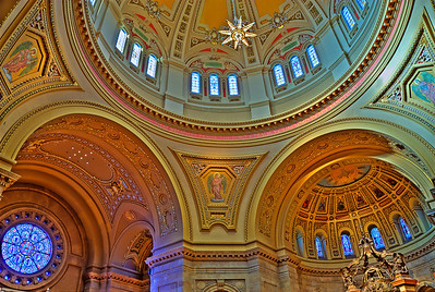 Cathedral of Saint Paul, St. Paul MN---Arc4001