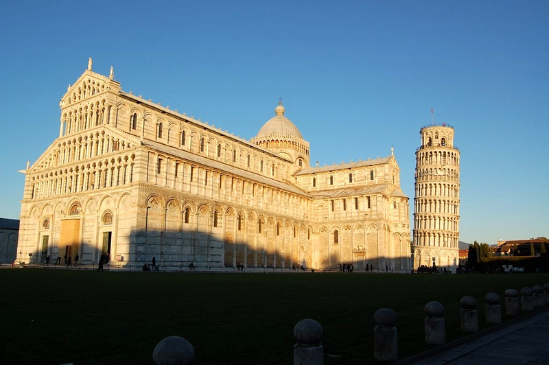 Leaning Tower of Pisa,Florence
