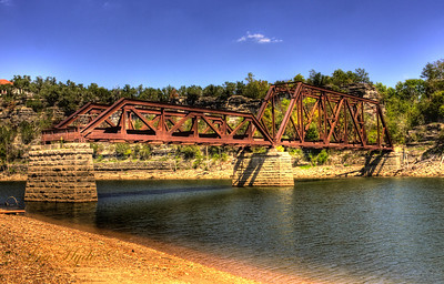 Beaver Railroad Bridge