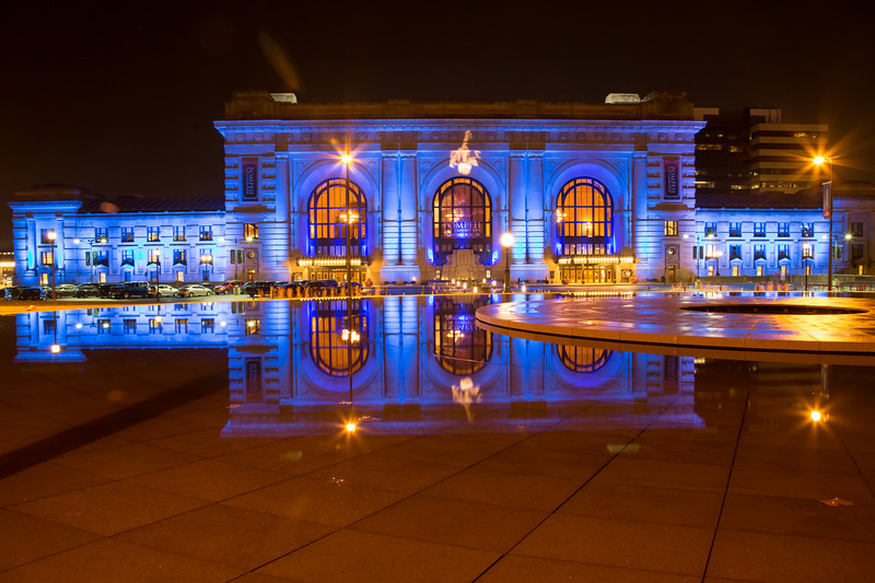 Union Station, KC,Mo