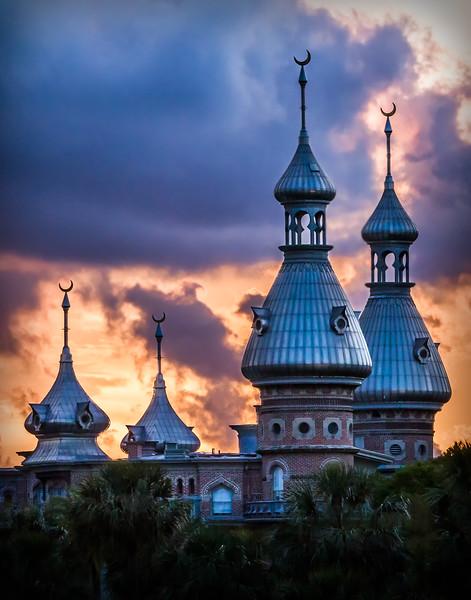 University of Tampa Minarets