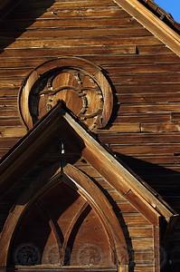 Church - Bodie, Ca