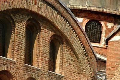 Basilica Arches