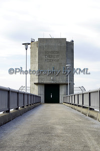 Dam Tower Walkway