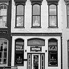 Guitar store facade, Franklin, Ind.