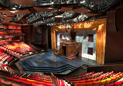 The Guthrie Wurtele Thrust Stage---Arc4010