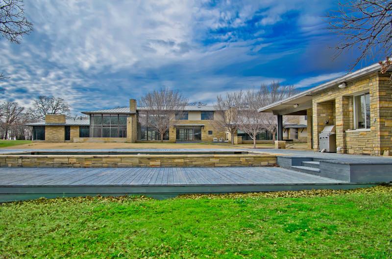 $5 million mansion
