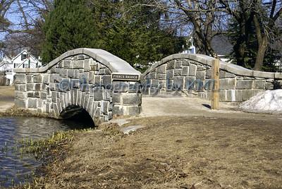 Stone Foot Bridge