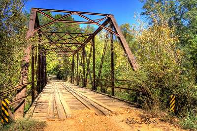 North Boat Ditch Bridge, Clark County, AR