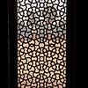 Window Screen At Hiumayan's Tomb