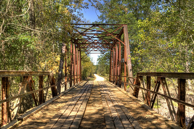 South Boat Ditch Bridge, Clark County, AR