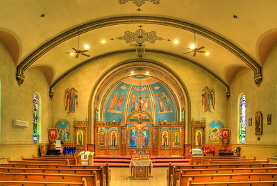 St. Johns Byzantine Church-Northeast Minneapolis---Arc-4030
