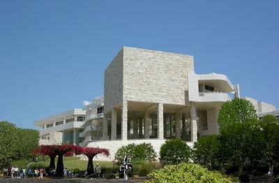 Musée Getty, Californie