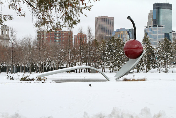 The Minneapolis Sculpture Garden