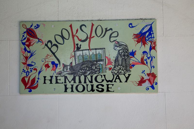 Ernest Hemingway House, Key West