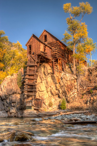 Crystal Mill, Marble, CO
