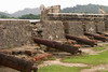 Fort Geronimo was an ancient Spanish fortress built in Portobelo, Panama to protect the Spaniards from pirates in the Caribbean.