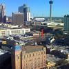Downtown San Antonio <br /> Taken with Motorola Rizr.