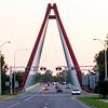 Columbus Quadripod bridge