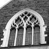 Irvington church window, Indianapolis