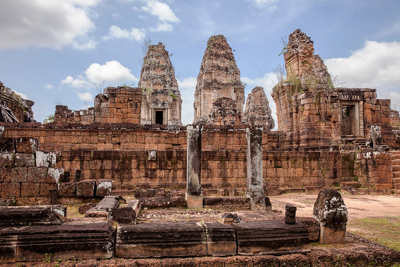 Towers Of East Mebon