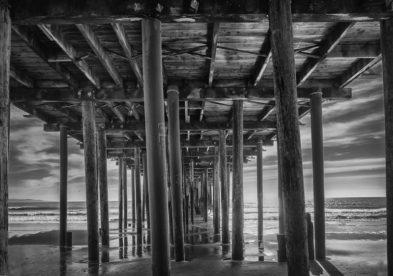 seaclif pier