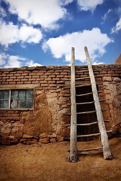 Acoma Ladder