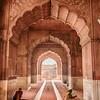 Inside The Jama Masjid Mosque