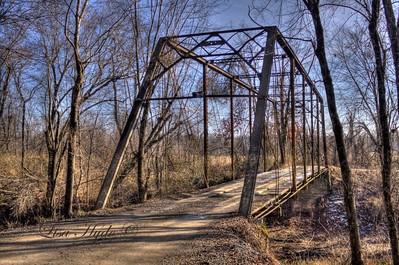 Fryer's Ford Bridge,  Solgohachia, AR