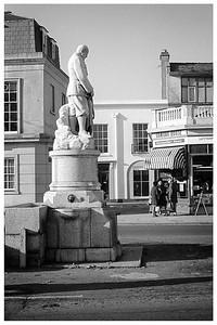Edward VII, Montpellier Walk,Cheltenham