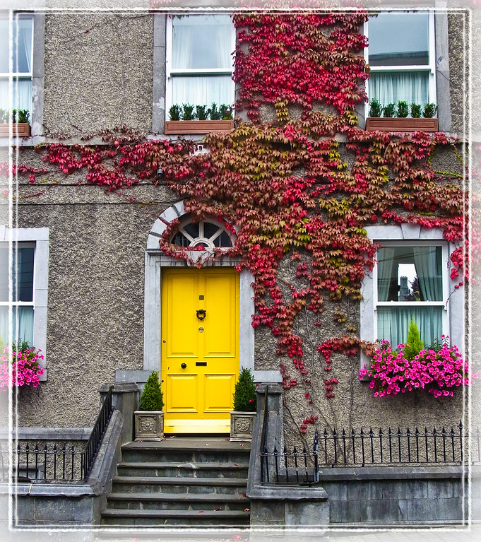 Yellow Door