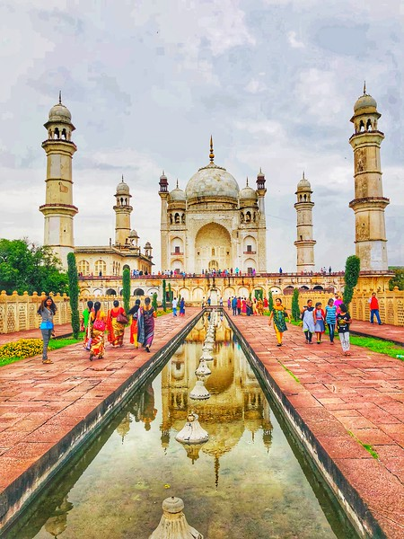 Bibi Ka Makbara, Aurangabad, India