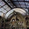 Antwerp Train Station, Belgium