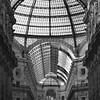 Milano glass dome