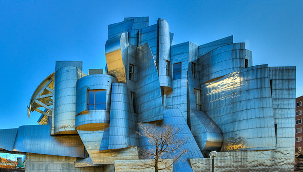 The Weisman Art Museum, University of Minnesota, Minneapolis MN---Arc4014