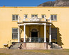 The Kat Balcony in the Castle of Good Hope in Cape Town, South Africa is an outstanding feature of a dividing wall that separates the inner courtyard of the fortress. The original balcony was built in 1695, then rebuilt in its present form between 1786 and 1790. From this balcony, proclamations and announcements were made to soldiers, slaves and civilians at the Cape.