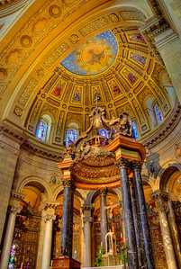 Cathedral of Saint Paul Alter,St. Paul MN.---Arc2006