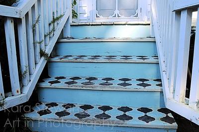 Harlequin Stairs