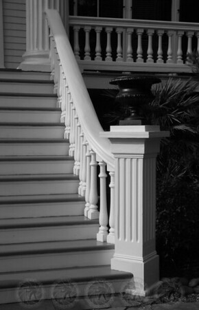 Historic Home Detail - Wilmington, NC