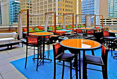 The Jewel hotel –– rooftop