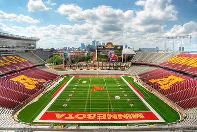 TCF Bank Stadium, University of Minnesota---Arc-4020