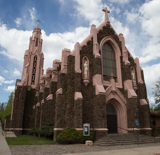 Church of the Nativity, Flagstaff, AZ