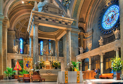 The Basilica of St. Mary, Minneapolis MN---4017