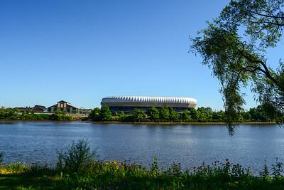 Red Bull Arena in Harrison