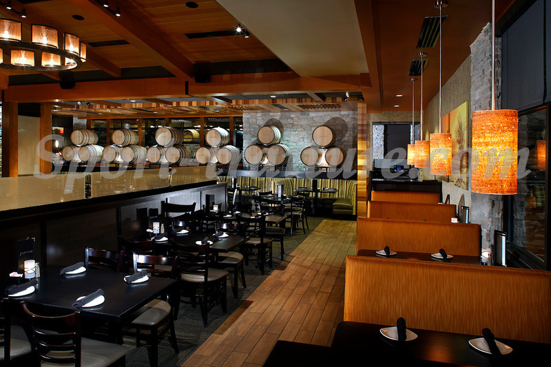 Commissioned by and licensed to Aria Group Architects and Cooper's Hawk Winery.